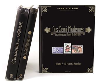 PACK : CLASSIQUES DU MONDE : 1840-1940 + SEMI-MODERNES (Vol 1/2) : 1941-1960
