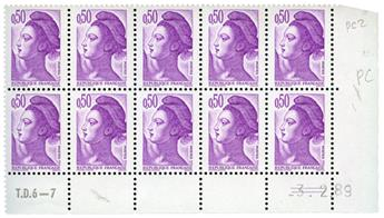 n°2184a** - Timbre FRANCE Poste