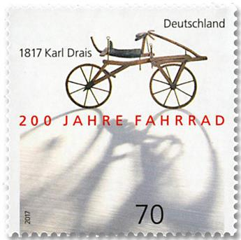 n° 3105 - Timbre ALLEMAGNE FEDERALE Poste
