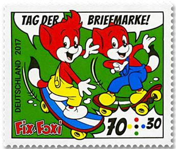n° 3115 - Timbre ALLEMAGNE FEDERALE Poste