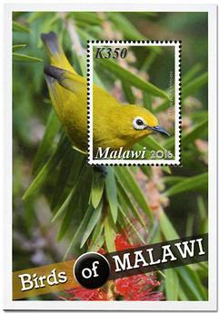 n° 102/108 - Timbre MALAWI Blocs et feuillets