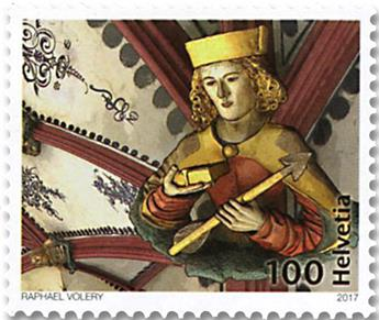 n° 2426/2427 - Timbre SUISSE Poste