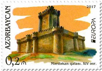 n° 953/954 - Timbre AZERBAIDJAN Poste (EUROPA)