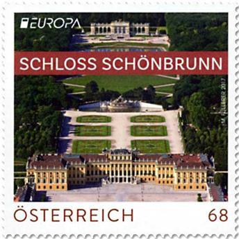 n° 3168 - Timbre AUTRICHE Poste (EUROPA)