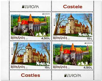 n° 509 - Timbre ROUMANIE Blocs et feuillets (EUROPA)