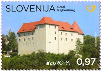 n° 1048/1049 - Timbre SLOVENIE Poste (EUROPA )