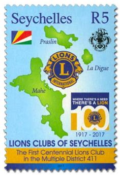 n° 941 - Timbre SEYCHELLES Poste
