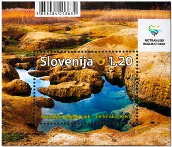 n° 100 - Timbre SLOVENIE Blocs et feuillets