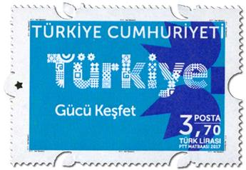 n° 3831/3832 - Timbre TURQUIE Poste (EUROPA)
