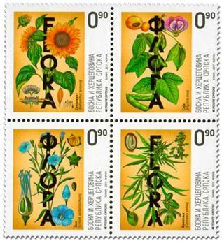 n° 674/677 - Timbre REPUBLIQUE SERBE (DE BOSNIE) Poste