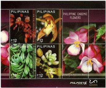 n°379 - Timbre PHILIPPINES Blocs et feuillets