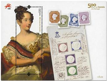 n° F4317 - Timbre PORTUGAL Poste