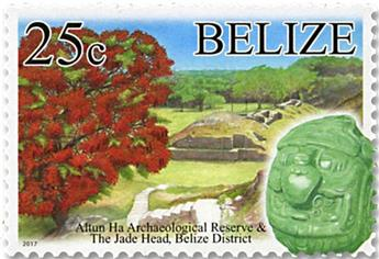 n°1242/1243 - Timbre BELIZE Poste