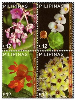n°4151/4154 - Timbre PHILIPPINES Poste