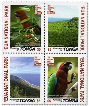 n°1485/1488 - Timbre TONGA Poste