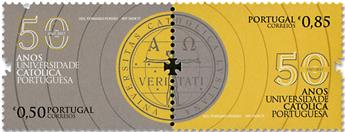n°4318/4319 - Timbre PORTUGAL Poste