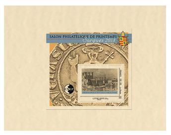 n° 74b - Selo França CNEP (Prova de luxo)
