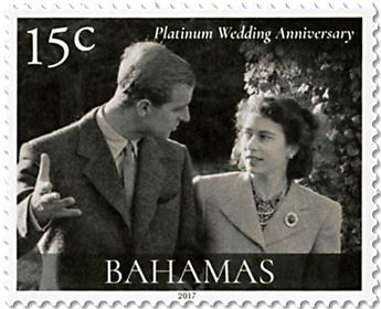 n° 1557/1560 - Timbre BAHAMAS Poste