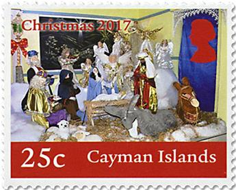 n° 1273/1276 - Timbre CAIMANES Poste
