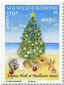 n° 1325 - Timbre Nlle-Calédonie Poste