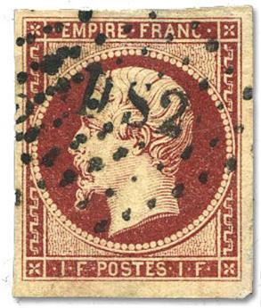 n°18 obl. B/TB - Timbre FRANCE Poste
