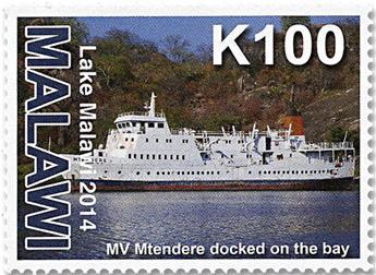 n° 822/831 - Timbre MALAWI Poste