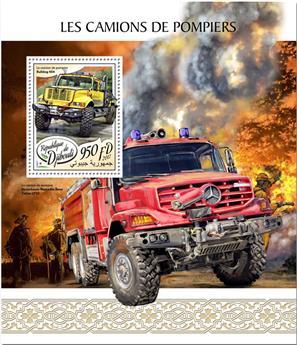n° 218 - Timbre DJIBOUTI Blocs et feuillets
