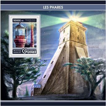 n° 2038 - Timbre GUINÉE Blocs et feuillets