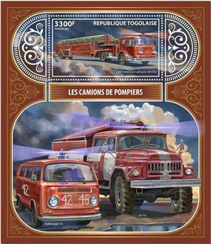 n° 1299 - Timbre TOGO  Blocs et feuillets
