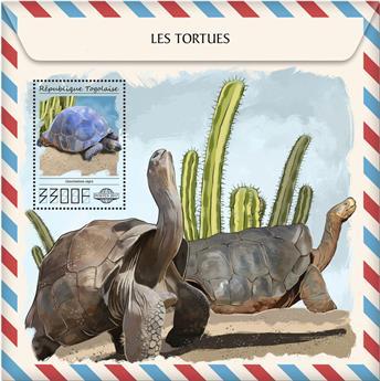 n° 1339 - Timbre TOGO  Blocs et feuillets