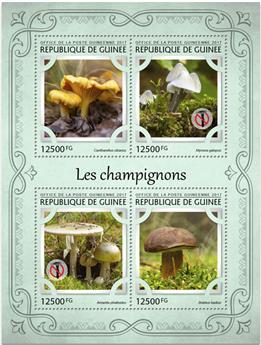 n° 8601/8604 - Timbre GUINÉE Poste