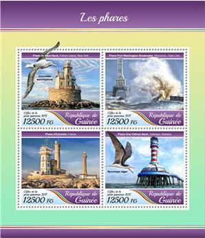 n° 8960/8963 - Timbre GUINÉE Poste