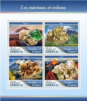 n° 8980/8983 - Timbre GUINÉE Poste