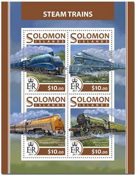 n° 3733/3736 - Timbre SALOMON Poste