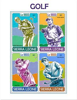 n° 7337/7340 - Timbre SIERRA LEONE Poste