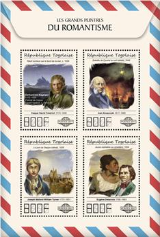 n° 5897/5900 - Timbre TOGO  Poste