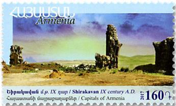 n° 892/893 - Timbre ARMENIE Poste