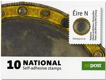 n° C2234 - Timbre IRLANDE Carnets