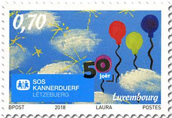 n° 2101/2103 - Timbre LUXEMBOURG Poste