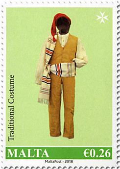 n° 1903/1905 - Timbre MALTE Poste
