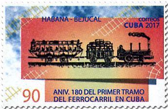 n° 5648 - Timbre CUBA Poste