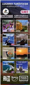 n° C2779 - Timbre EQUATEUR Carnets