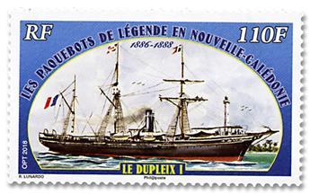 n° 1335 - Timbre Nelle-Calédonie Poste