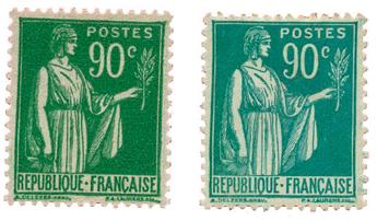 n°368**/* - Timbre FRANCE Poste