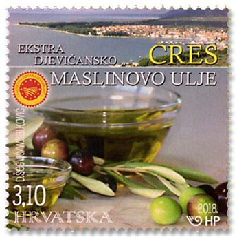 n° 1212/1214 - Timbre CROATIE Poste