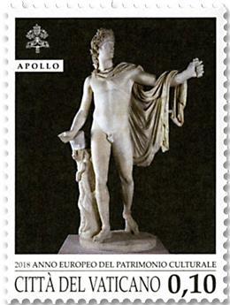 n° 1782/1785 - Timbre VATICAN Poste