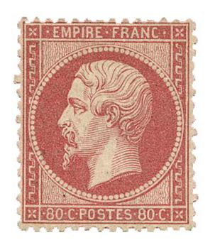 n°24* - Timbre FRANCE Poste