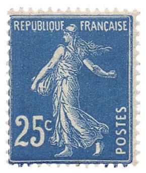 n°140l** - Timbre FRANCE Poste