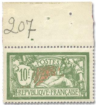 n°207** - Timbre FRANCE Poste