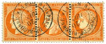 n°38 obl. TB - Timbre FRANCE Poste
